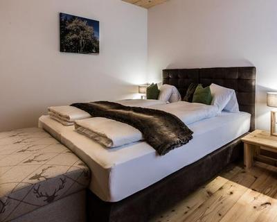 Doppelzimmer Bergwiese im Reiterhof in Lilienfeld